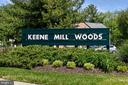 Welcome home to lovely Keene Mill Woods! - 6463 FENESTRA CT #50C, BURKE