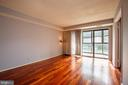 LIVING ROOM AND SUNROOM - 2100 LEE HWY #328, ARLINGTON