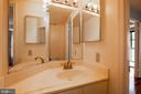 HALF BATHROOM - 2100 LEE HWY #328, ARLINGTON