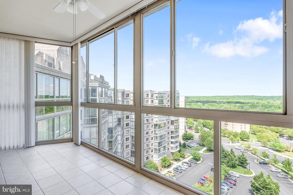 Check out these spectactular views! - 19365 CYPRESS RIDGE TER #1109, LEESBURG