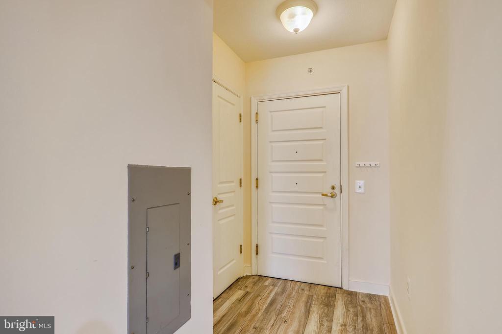 Front Door - 616 E ST NW #520, WASHINGTON