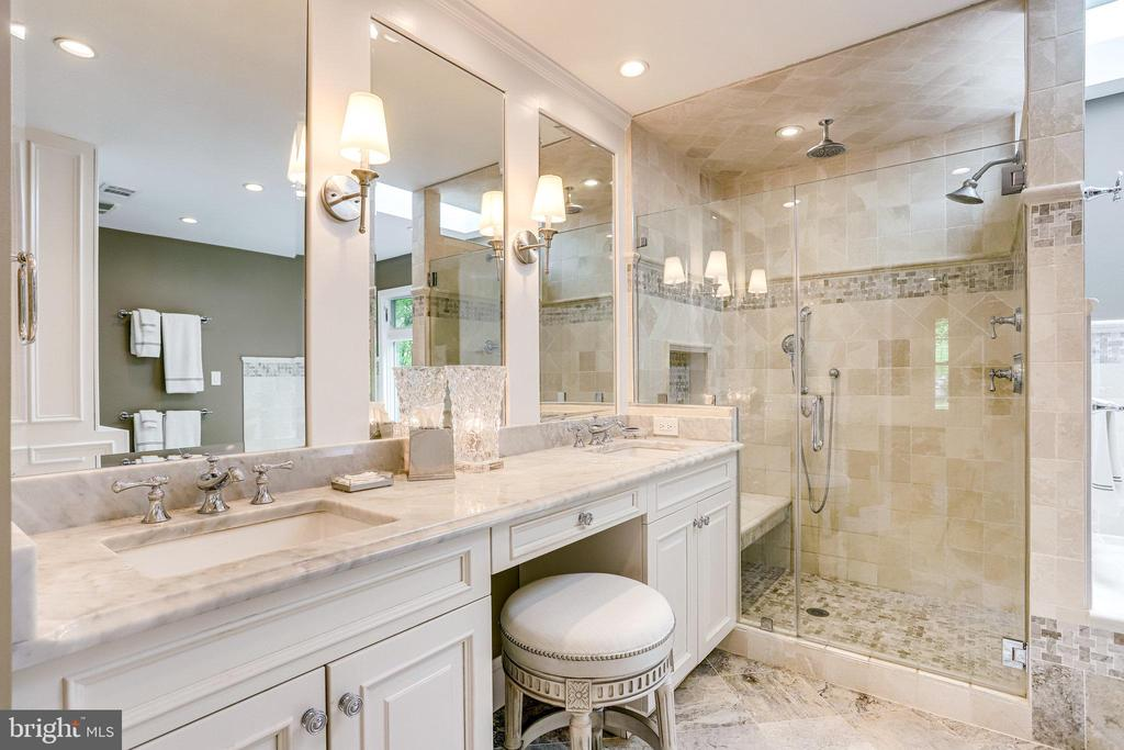 Master Bathroom - 11967 GREY SQUIRREL LN, RESTON