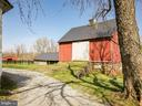 Bank barn set up for storage or parties - 20775 AIRMONT RD, BLUEMONT