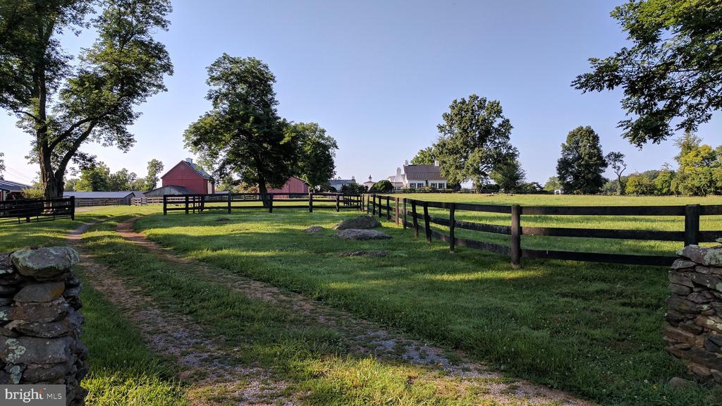 Fenced paddocks - 20775 AIRMONT RD, BLUEMONT