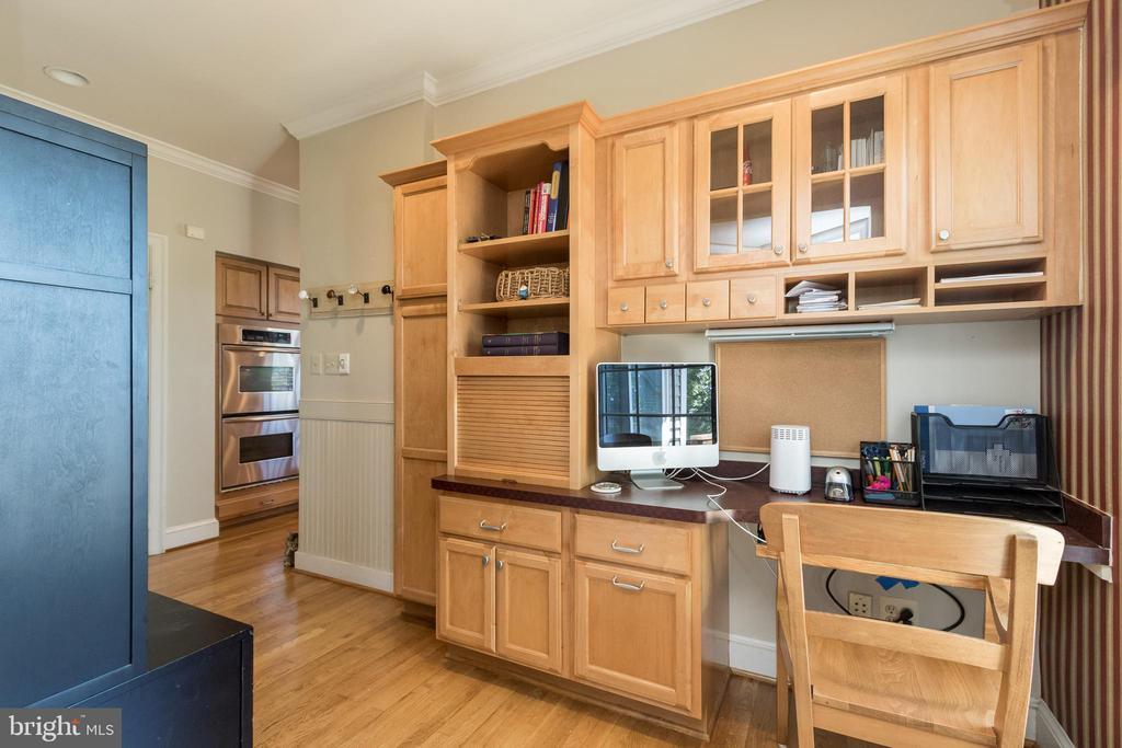 Kitchen Desk area - 13645 MELSTONE DR, CLIFTON