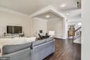 Trey ceilings - 43533 MINK MEADOWS ST, CHANTILLY