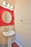 Half bath  off of the greatroom - 42810 LAUDER TER, ASHBURN