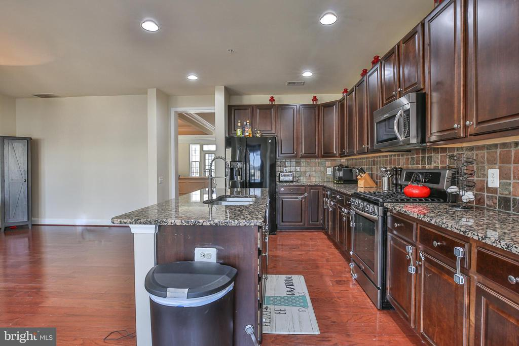 Lots of storage in the kitchen - 42810 LAUDER TER, ASHBURN