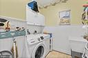 Laundry Room - 43327 RIVERPOINT DR, LEESBURG