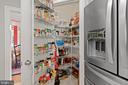 Walk-In Pantry - 43327 RIVERPOINT DR, LEESBURG