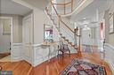 Grand Foyer - 43327 RIVERPOINT DR, LEESBURG