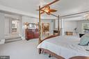 Owner Bedroom - 43327 RIVERPOINT DR, LEESBURG