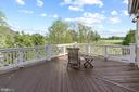 Private Owner Balcony Overlooking the Golf Course - 43327 RIVERPOINT DR, LEESBURG