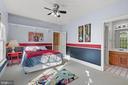 Third Bedroom - 43327 RIVERPOINT DR, LEESBURG