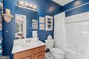 Second Full Bath - 43327 RIVERPOINT DR, LEESBURG