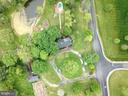 Arial view of primary house - 19060 LINCOLN RD, PURCELLVILLE