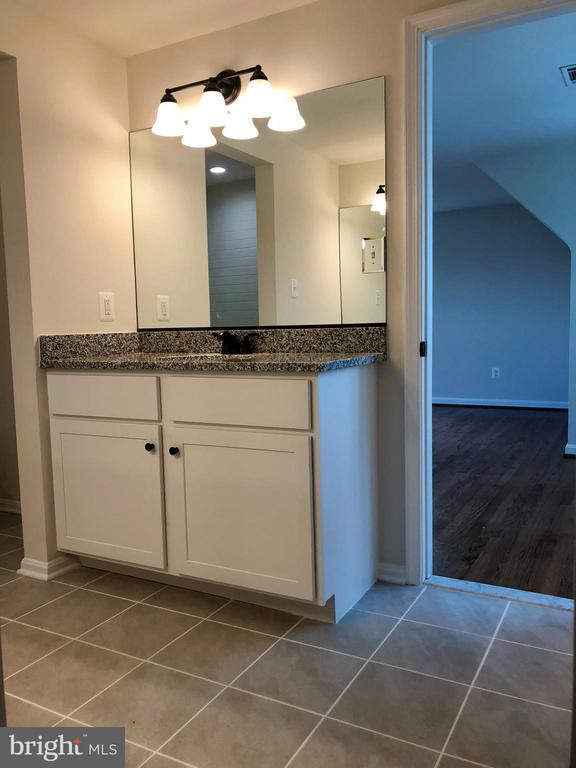 DOUBLE VANITIES IN MASTER BATH - 8450 PALMER RD, MIDDLETOWN