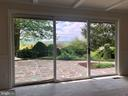 VIEWS FROM FAMILY ROOM - 8450 PALMER RD, MIDDLETOWN