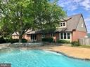REAR PATIO/POOL AREA - 8450 PALMER RD, MIDDLETOWN