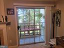 Balcony-Off Living Room - 11755 TOLSON PL #11755, WOODBRIDGE