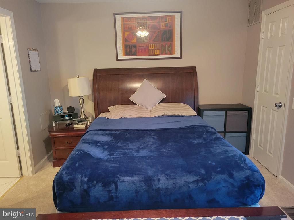 Spacious Master Bedroom - 11755 TOLSON PL #11755, WOODBRIDGE