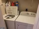 Upper Level Laundry - 11755 TOLSON PL #11755, WOODBRIDGE