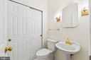 Bathroom - 612 PATRICE DR SE, LEESBURG