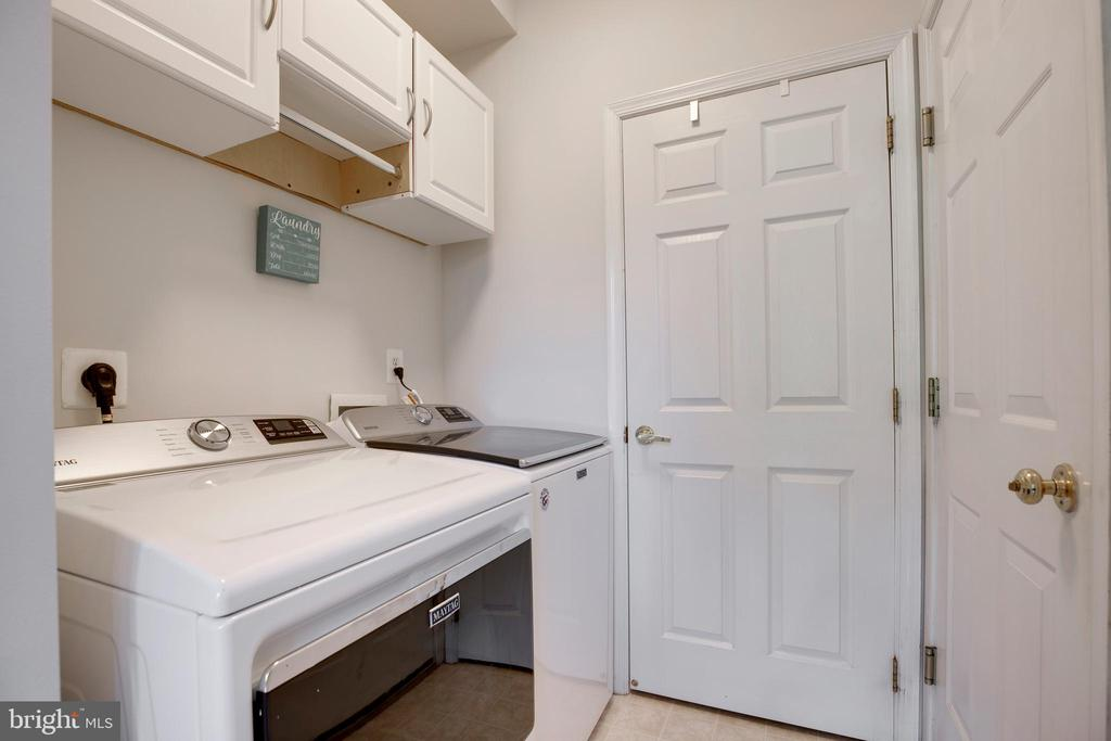 Laundry room - 6901 BROADLEAF TER, GAINESVILLE