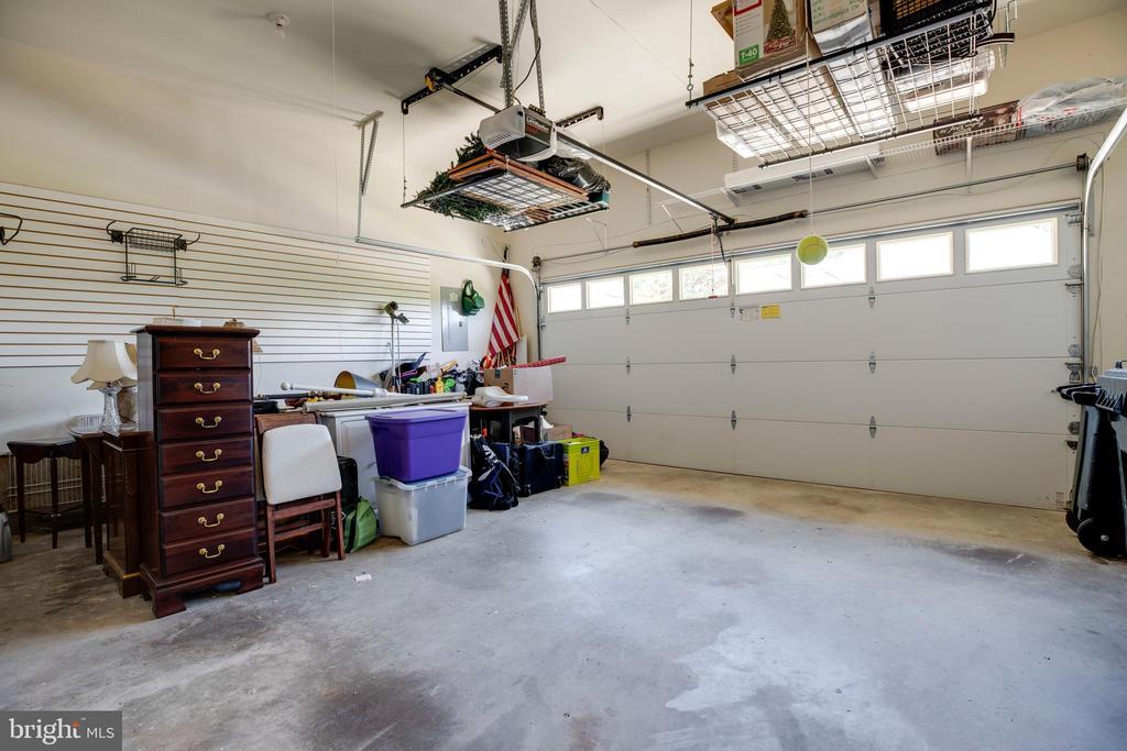 2 Car Garage & storage - 6901 BROADLEAF TER, GAINESVILLE