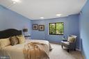 Primary bedroom - 1600 N OAK ST #532, ARLINGTON
