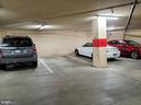 Garage parking conveys! - 1600 N OAK ST #532, ARLINGTON