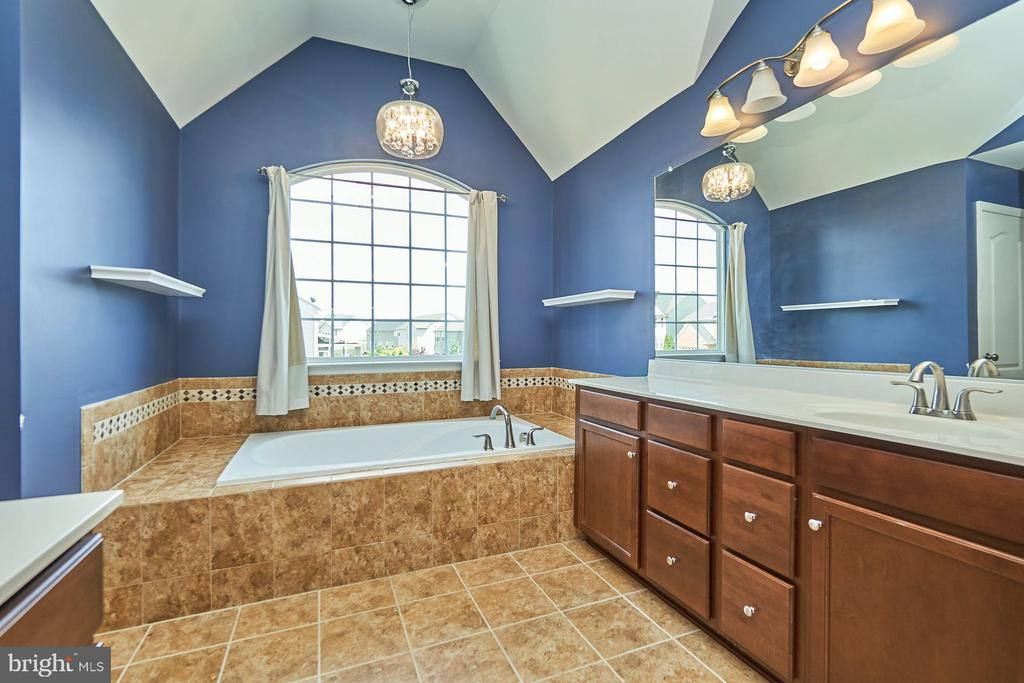 Large Soaking Tub - 13944 BARRYMORE CT, GAINESVILLE