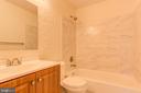 Master Bath - 44257 MOSSY BROOK SQ, ASHBURN