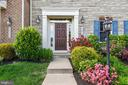 Front entrance - 24953 EARLSFORD DR, CHANTILLY