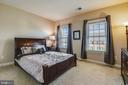 Bedroom 2 - 24953 EARLSFORD DR, CHANTILLY