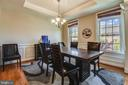 Lots of light - 24953 EARLSFORD DR, CHANTILLY