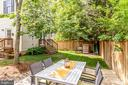Table space for outdoor living - 7945 BOLLING DR, ALEXANDRIA