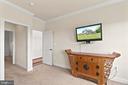 Bedroom #3 Sitting Area (TV conveys) - 35543 GREYFRIAR DR, ROUND HILL