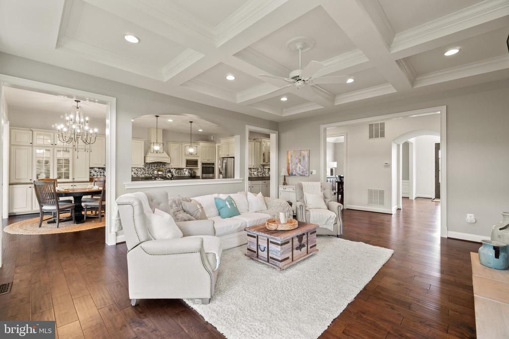 Family Room - 35543 GREYFRIAR DR, ROUND HILL