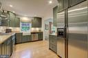 Kitchen - Upgraded Stainless Steel Appliances - 2502 CHILDS LN, ALEXANDRIA