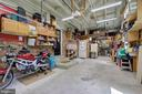 2-Car Tandem Garage - Direct Access off Main Level - 2502 CHILDS LN, ALEXANDRIA