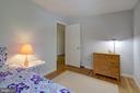 Bedroom #4 - Opposite View - 2502 CHILDS LN, ALEXANDRIA