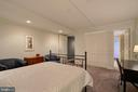 Guest Room/Possible In-Law or Au-Pair Suite - 2502 CHILDS LN, ALEXANDRIA