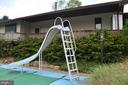 Pool area - 721 BATTLEFIELD BLUFF DR, NEW MARKET