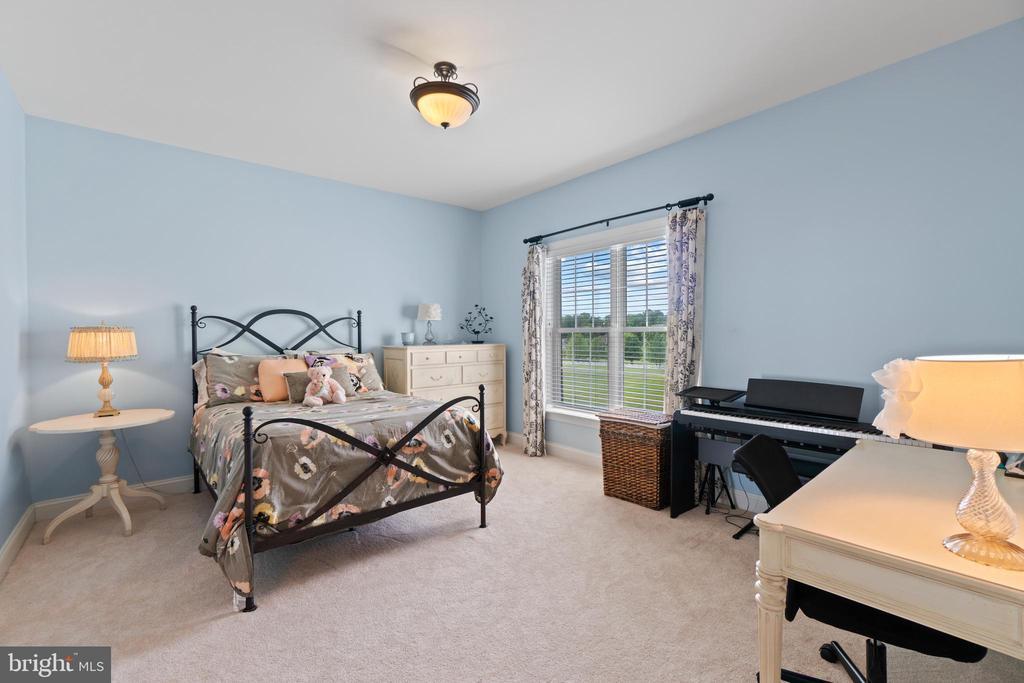 Upper Level Bedroom - 9903 S HARRIS FARM RD, SPOTSYLVANIA