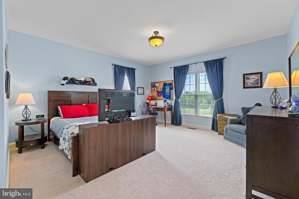 Upper Level bedroom 1 - 9903 S HARRIS FARM RD, SPOTSYLVANIA