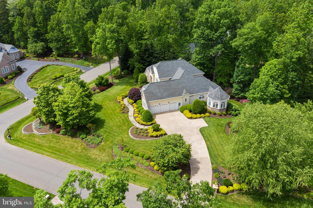 Size-able Acre Property - 11500 TURNING LEAF CT, SPOTSYLVANIA