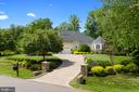 Curb Appeal & a Gracious Entry - 11500 TURNING LEAF CT, SPOTSYLVANIA