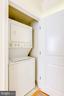In Unit Washer / Dryer - 851 N GLEBE RD #115, ARLINGTON
