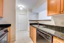 Kitchen View: New Dishwasher This Week - 851 N GLEBE RD #115, ARLINGTON